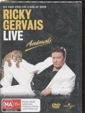 RICKY GERVAIS LIVE - ANIMALS - DVD