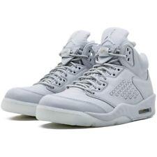 Nike Air Jordan 5 Retro Premium. Pure Platinum. UK11 / US12 / EU46. BNIB.