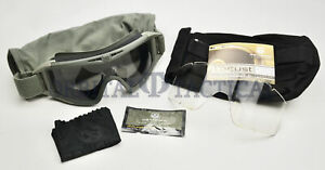 New Revision Desert Locust Goggles Military Eyewear Foliage APEL Z87