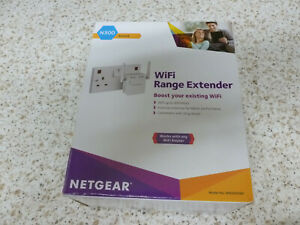 NETGEAR Wi-Fi Range Extender N300 Wireless Signal Booster and Repeater