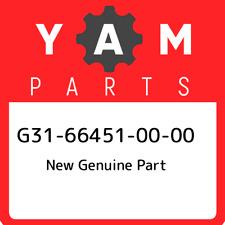 G31-66451-00-00 Yamaha New genuine part G31664510000, New Genuine OEM Part