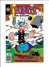 """Popeye No.156   : 1980 :   : """"The Plot To Kill Popeye!"""" :"""