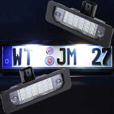 SMD LED Kennzeichenbeleuchtung für Ford Mustang 2009-2013, Flex [7911]