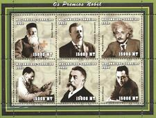 (206426) Einstein, Dunant, Famous Persons, Mozambique