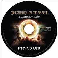 BARGAIN-BLAZE BAYLEY AND JOHN STEEL - FREEDOM (FULL ALBUM) DISCOUNTED