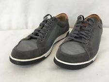 Cole Haan Quincy Sport OX II Sneaker Mens 8 M Gray Lace Up Beach Boat Shoes