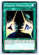 3 x Amazing Pendulum - Yugioh Card - Mint / Near Mint Condition