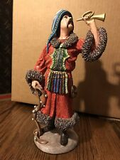 Duncan Royale~1990 Ukko Figurine~History of Santa Iii Statue