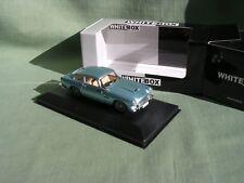 ASTON MARTIN DB 4 1958 BLEUE METALISEE 1/43 WHITEBOX LIMITEE 1/1000