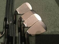 Chrome-Plated Steel Head Golf Clubs