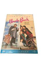 Uncle Buck (DVD, 1998, Widescreen) John Candy John Hughes Macaulay Culkin