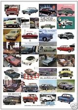Manuales de coches folletos Ford