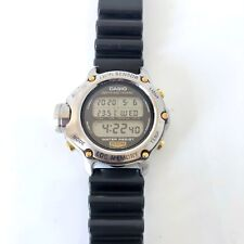 Casio DEP-600 Digital Watch Diver 200m Log Memory 971 Twin Sensor DEP600 Vintage