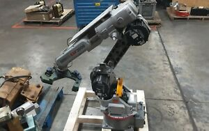 YASKAWA MOTOMAN ROBOT ARM ROBOTIC SSF 2000 YR-SSF6-A00 SGMRS-06A2B-YR11 #344TAW