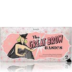 Benefit Cosmetics, The Great Brow Basics Set, Shade 2 / Shade 3 / Shade 4 -
