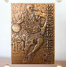 Jerry Stackhouse 1996-97 Fleer Metal Highland Mint Minted Bronze #73 - Slabbed