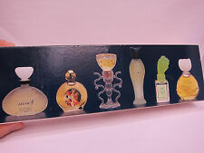 First Class Perfumes Collection Mini Toilette EDT & EDP perfume gift set Oct18A