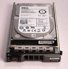 "9W5WV Dell 1TB 7.2K 2.5"" 6G SAS Seagate Constellation2 ST91000640SS W/G176J TRAY"