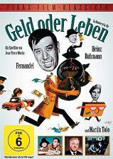 Geld oder Leben * DVD Komödie Fernandel Heinz Rühmann Pidax Film Neu Ovp
