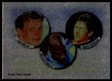 Futera Chelsea Fans' Selection 1997-1998 (Chrome) Morris/Duberry /Hitchcock #8