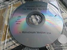 Vanessa Williams – The Way That You Love Mercury MERDIJ 349 Promo CD Single