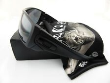 Oakley BATWOLF Sunglasses Matte Black Ink - POLARISED Black Iridium BONUS ICONS