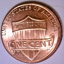 2015 EXTREMELY RARE OFF CENTER ERROR Lincoln Cent Coin O/C BS LOT #1 NO RESERVE