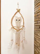 ♥ Makramee ♥ Wandbehang ♥ Boho ♥ Hygge ♥ Eule ♥ Owl ♥ Vintage ♥ Neu ♥