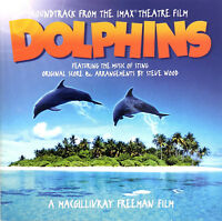 Sting, Steve Wood CD Dolphins (Soundtrack From The IMAX Theatre Film) - Europe