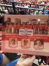 2017 CARDINAL HALL OF FAME CANVAS PRINT AND GAME TICKET 8/26/17 SGA GIVEAWAY!