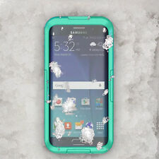 Waterproof Shockproof Snow-proof Hard Cover Case for Samsung Galaxy S6 edge / S6