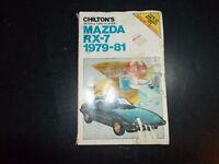 MAZDA prelievi 1971-86 Riparazione /& TUNE-UP chiltons Guida