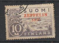 Finland 1930 10m Zeppelin '1830' used