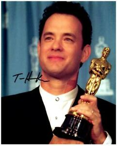 Tom Hanks signed 8x10 Photo autograph Picture autographed and COA