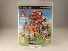ONE PIECE UNLIMITED WORLD R RED - SONY PS3 - PAL ITA ITALIANO - NUOVO SIGILLATO
