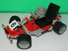 New listing Lego Technic Go Kart 8842 Instructions vintage 1986 Year bundles job lots n3
