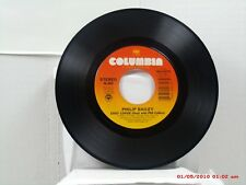 PHILIP BAILY -(45)- EASY LOVER (DUET WITH PHIL COLLINS) / WOMAN - COLUMBIA- 1984