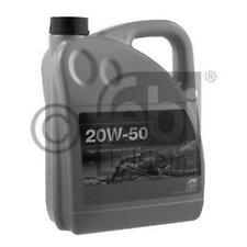 FEBI BILSTEIN 5 Liter 20W-50 Motoröl Motorenöl z. Bsp. für MERCEDES-BENZ