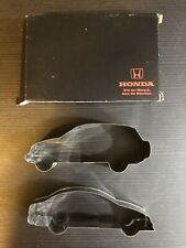 Honda Accord and Honda CR-V Cookie Cutters with Box 2 Pieces Magic Cookies