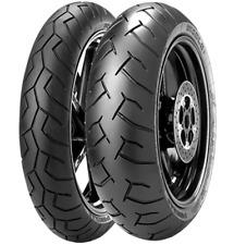 Satz  120/70ZR17 (58W) + 180/55ZR17 (73W) Pirelli Diablo M/C