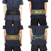 Tactical Military Molle Waist Padded Combat Battle Belt For Hunting Trainning US