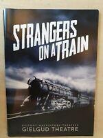 STRANGERS ON TRAIN - LAURENCE FOX JACK HUSTON CHRISTIAN MCKAY MIRANDA RAISON