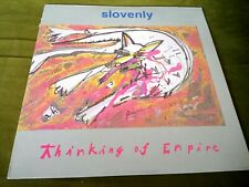 SLOVENLY-THINKING OF EMPIRE LP(SST-USA)