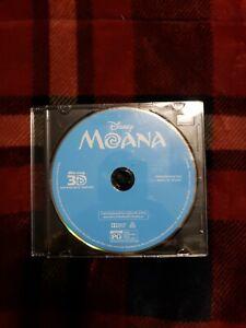 Disney Moana 3D Blu-Ray (Blu Ray)