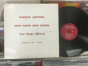 Sawdust Junction - John Harris High School 1965 Winter Carnival - Robert Ott