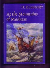 AT THE MOUNTAINS OF MADNESS (H. P. Lovecraft & S. T. Joshi/1st revised text US)