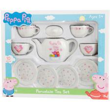 Peppa Pig Porcelain Tea Set