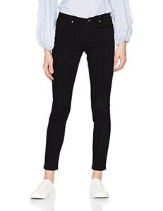 CliQue Women's cargo Trousers in black waist 36in xxl new