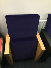 Home cinema seating - Purple Chair Square
