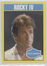 2016 Topps 40th Annivesary Online Exclusive Base #179 IV Rocky Balboa Card 0w6
